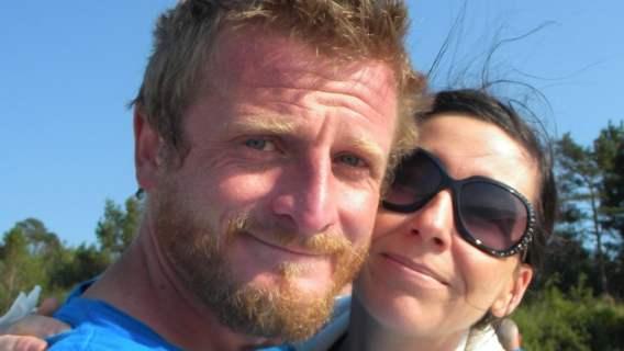 Tomasz Mackiewicz żona