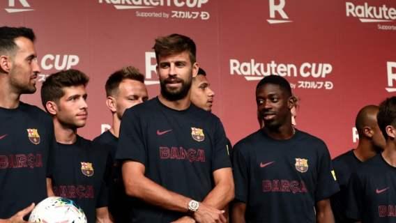 FC Barcelona rewolucja kadrowa