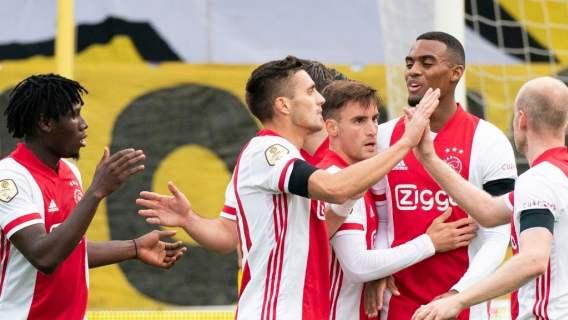 Ajax Amsterdam rekord