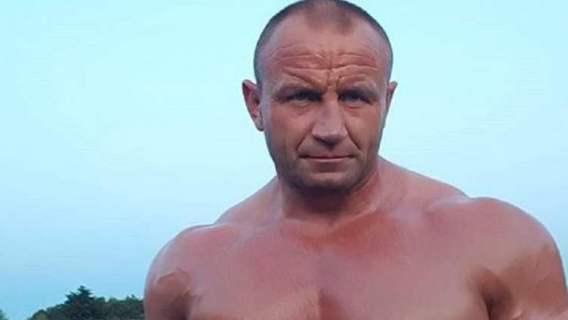 Mariusz Pudzianowski publicznie zaatakował premiera polskiego rządu.