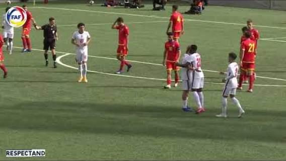 EL RESUM DE LA BOGERIA DE LA SUB21!! Andorra - Anglaterra (3-3) ????????⚽️????????????????????????????