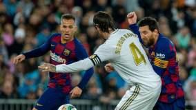FC Barcelona - Real Madryt - gdzie oglądać?