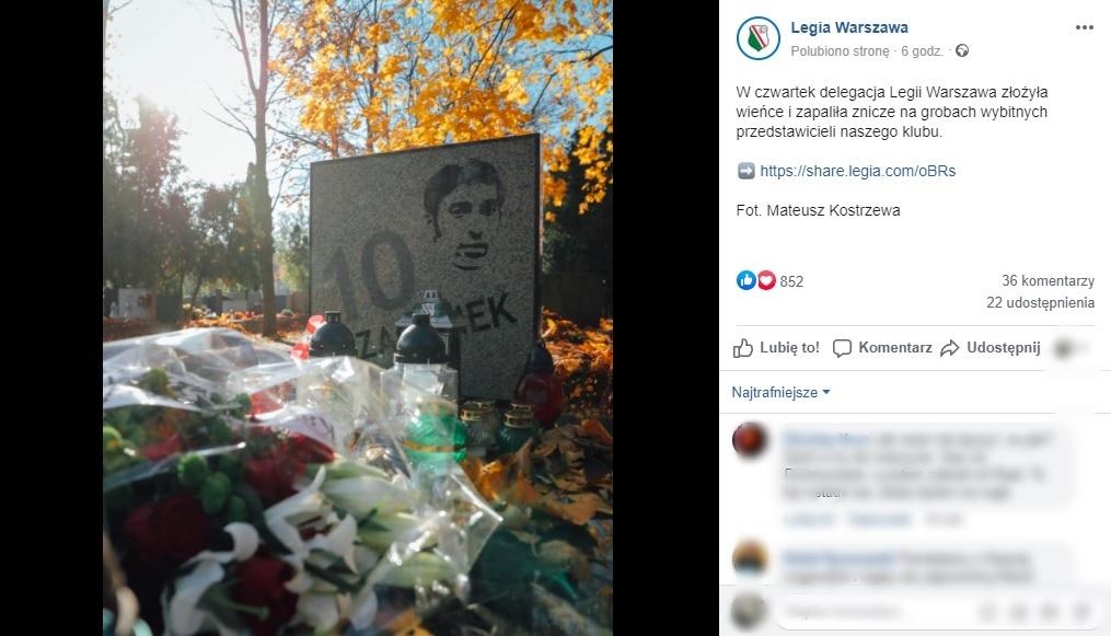 Legia Warszawa Deyna