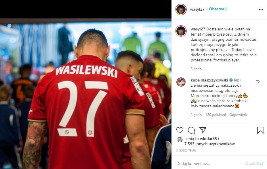 Marcin Wasilewski/Instagram