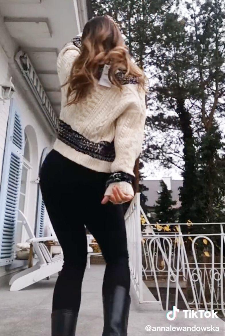 Anna Lewandowska nagranie