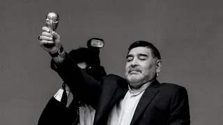 Diego Maradona najlepszy na świecie