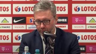 Jerzy Brzęczek wypowiedź