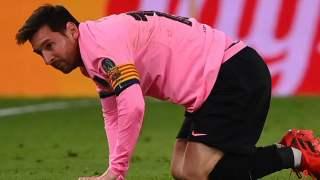 Leo Messi Manchester City