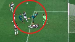 Zlatan Ibrahimović gol