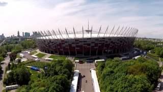 Stadion Narodowy szpital