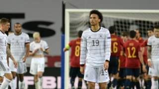 reprezentacja Niemiec Hiszpania