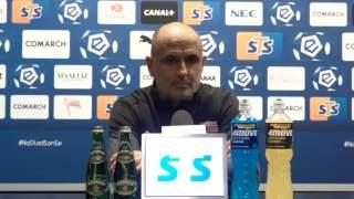 Michał Probierz konferencja