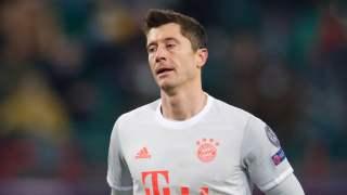 Robert Lewandowski Liga Mistrzów