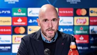 Trener Ajaxu Amsterdam Erik ten Hag