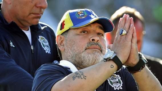 Diego Maradona pilnie przewieziony do szpitala. Jego stan nie napawa optymizmem