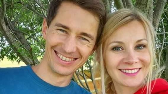 Kamil Stoch i jego żona zachwycili kibiców. Nasz mistrz pokazał fanom swoje