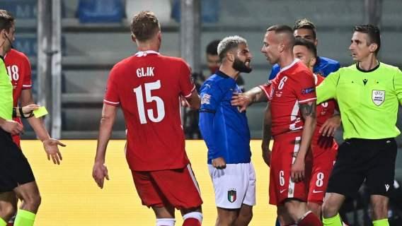 Włosi nie zostawili suchej nitki na reprezentancie Polski.