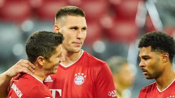 Niklas Suele Bayern Monachium
