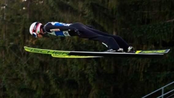 Gdzie oglądać skoki narciarskie