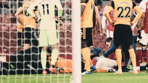 Premier League kontuzja