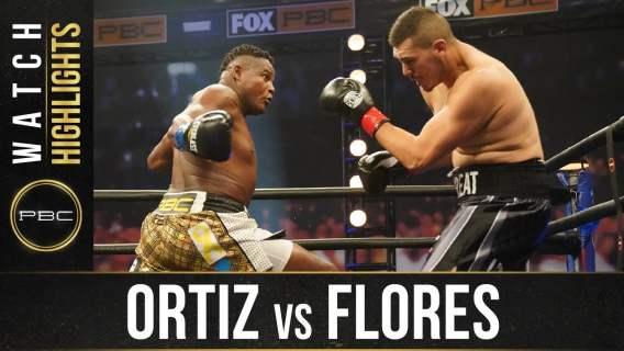 Ortiz vs Flores HIGHLIGHTS: November 7, 2020 | PBC on FOX