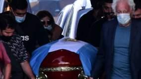 Pogrzeb Diego Maradona