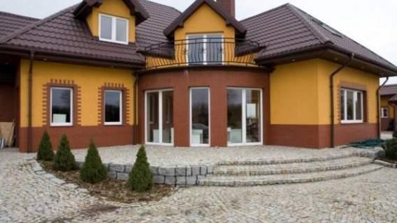 Mariusz Pudzianowski dom