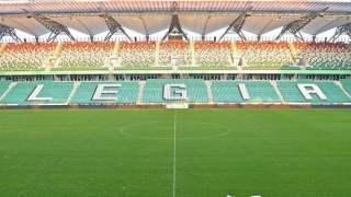 Legia Warszawa problem