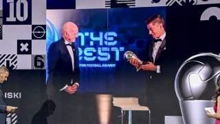 Cristiano Ronaldo Lewandowski