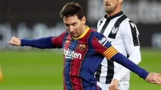 Leo Messi rekord