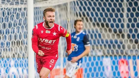 Jakub Błaszczykowski bohaterem meczu. Jego gol pozwolił sprawić sporą niespodziankę