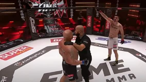 Rywal Marcina Najmana przejdzie operację. Kontuzję spowodował nie bokser, a jego trener