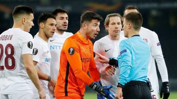 Kolejna afera w europejskim futbolu. Klub odpadł z rozgrywek, bo padł ofiarą zemsty UEFA?