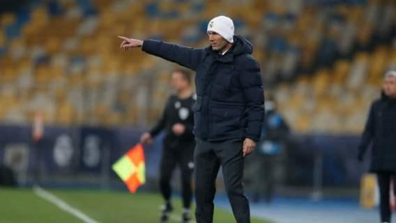 Real Madryt trener