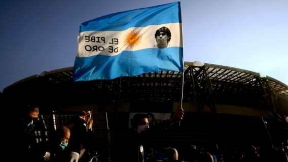 Księża protestują. Chodzi o pomysł uczczenia pamięci Diego Maradony