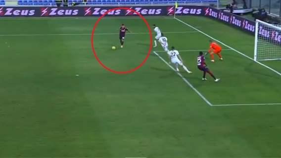 Piękny gol reprezentanta Polski w Serie A. Pobiegł pół boiska i huknął, bramkarz bez szans (WIDEO)