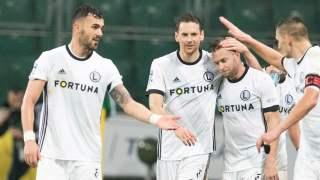 Legia Warszawa Armando Sadiku