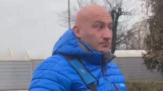 Marcin Najman kurtka