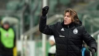 Legia Warszawa trener