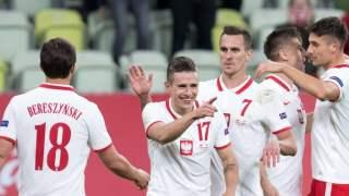 Reprezentacja Polski piłkarz
