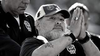 Diego Maradona śmierć