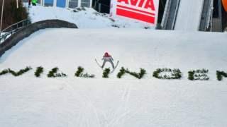 Skoki narciarskie pogoda