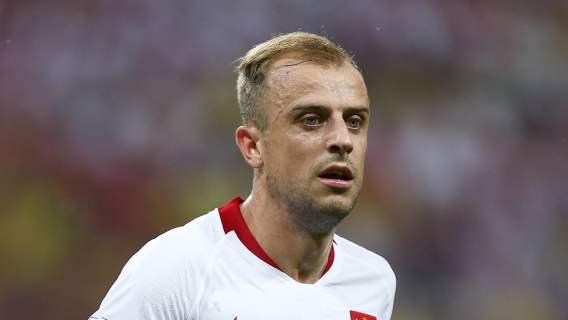 Kamil Grosicki asysta