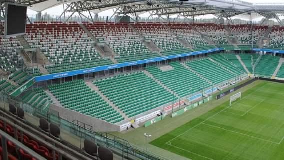 Legia Warszawa Michał Masłowski