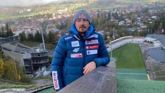 Adam Małysz wściekły po kwalifikacjach w Turnieju Czterech Skoczni.