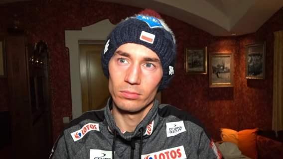 Kamil Stoch upomina Graneruda po Turnieju Czterech Skoczni. Wymowny komentarz polskiego mistrza,