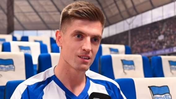 Krzysztof Piatek Hertha