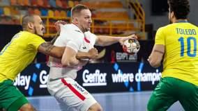 Reprezentacja Polski rozgromiła Brazylię