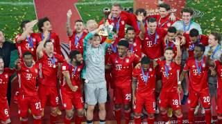 Hansi Flick i Bayern Monachium