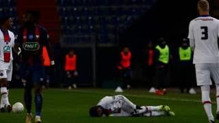 Neymar kontuzja
